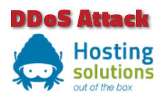 Hosting Solutions sotto attacco DDoS